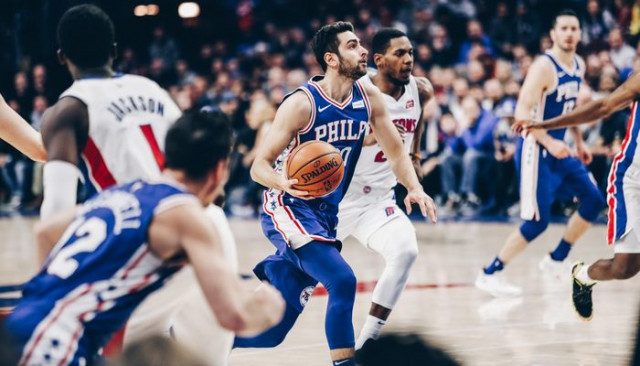Philadelphia 76ers 124 - 127 Brooklyn Nets