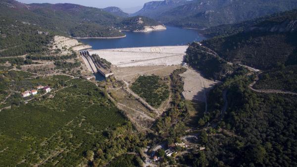 İzmir'deki son yağışlar barajları doldurdu