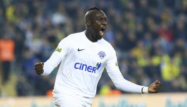 Mbaye Diagne'den transfer açıklaması!