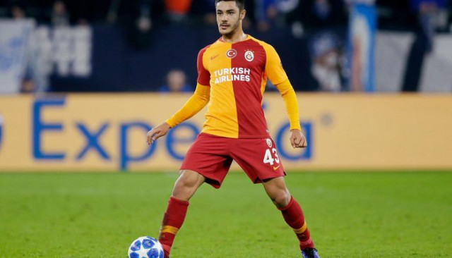 Galatasaray'dan Ozan Kabak açıklaması!