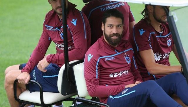 Olcay Şahan: Trabzonspor'dan ayrılmak istemiyorum
