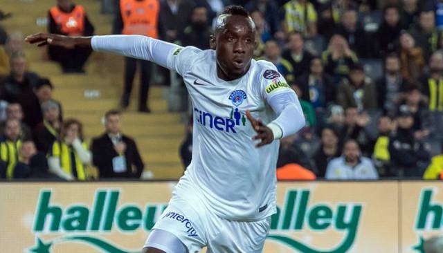 Mbaye Diagne: 3 büyüklerde oynamak isterim