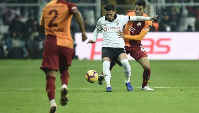 Manchester City gözlemcileri Beşiktaş - Galatasaray maçında Ozan Kabak'ı izledi
