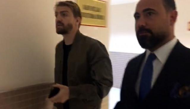 Caner Erkin ve Tolga Zengin, Beşiktaş - Fenerbahçe maçındaki olaylar nedeniyle ifade verdi
