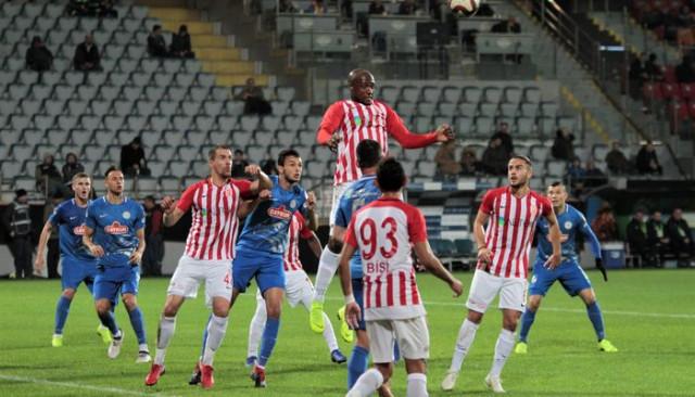Çaykur Rizespor 0 - 2 Balıkesir Baltok (Ziraat Türkiye Kupası)