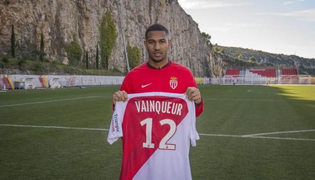 Monaco, Antalyaspor'dan William Vainqueur'ü kiraladı