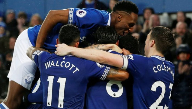Everton 2 - 0 Bournemouth