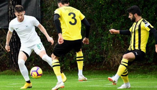 Ferhat Öztorun: Erzurumspor maçı bizim için önemli ve zor olacak