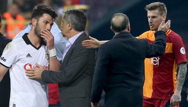 Serdar Aziz ve Tolgay Arslan Fenerbahçe'de oynamak istiyor