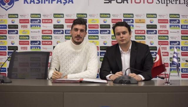 Kasımpaşa Simone Scuffet'i sezon sonuna kadar kiraladı