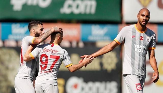 Galatasaray 3 - 2 İstanbulspor