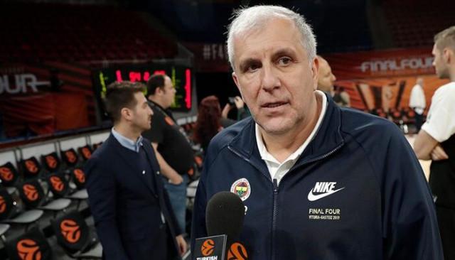 Obradovic: Sert basketbol oynamalıyız