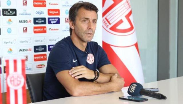 Bülent Korkmaz: Fenerbahçe maçını kazanmak için oynayacağız