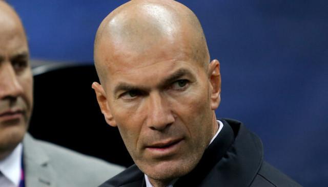 Zinedine Zidane: Courtois bizi yenilgiden kurtardı