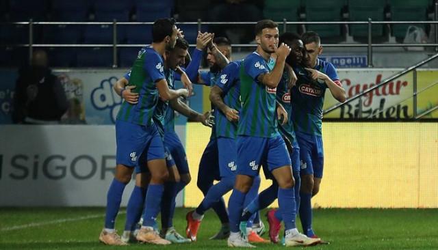 Çaykur Rizespor 2 - 0 Ankaragücü (Spor Toto Süper Lig)