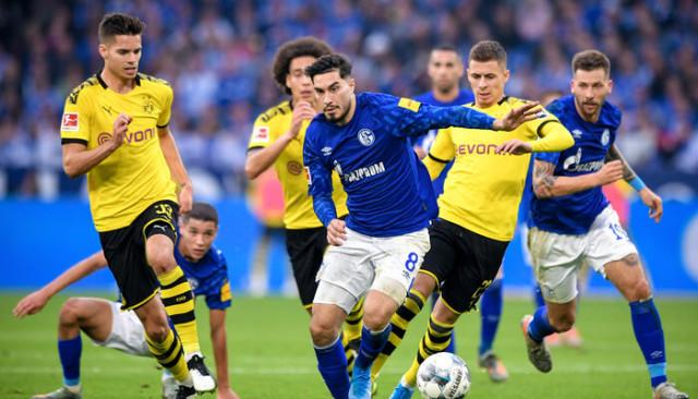 Schalke 04 0 - 0 Borussia Dortmund
