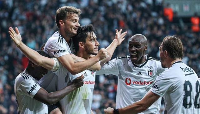 Beşiktaş 1 - 0 Galatasaray (Süper Lig puan durumu)