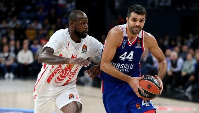 Efes Euroleague'de durdurulamıyor!