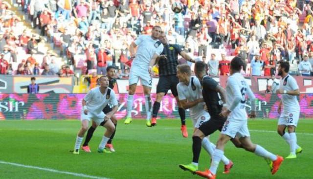Eskişehirspor 1 - 3 Fatih Karagümrük