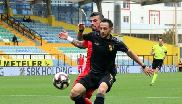 İstanbulspor 1 - 1 Keçiörengücü