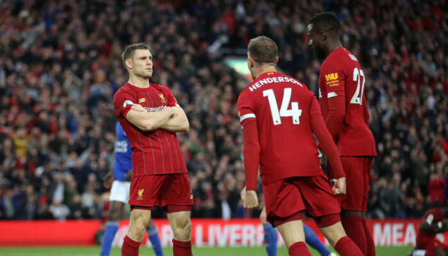 Liverpool 2 - 1 Leicester City