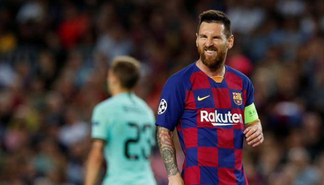 Lionel Messi Brexit nedeniyle İngiltere'ye giremeyebilir