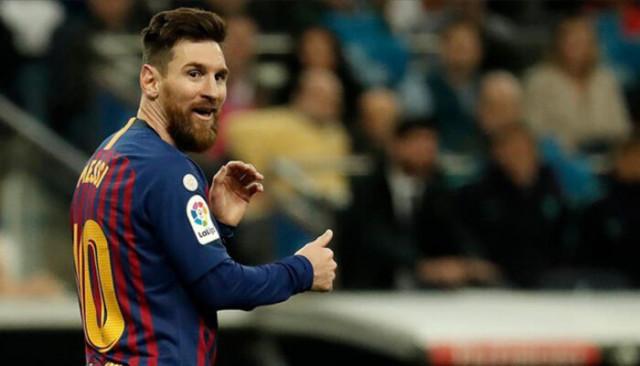 Lionel Messi'den Cristiano Ronaldo itirafı
