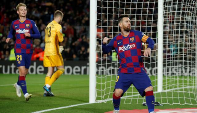 Barcelona 4-1 Celta Vigo (İspanya La Liga)
