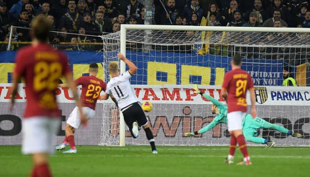 Parma 2 - 0 Roma