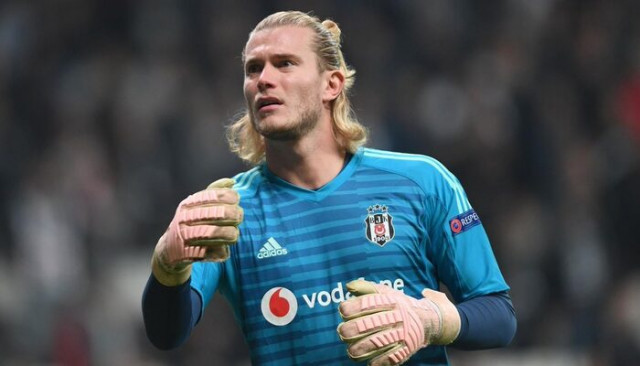 Loris Karius, Beşiktaş'taki en başarılı dönemini yaşıyor