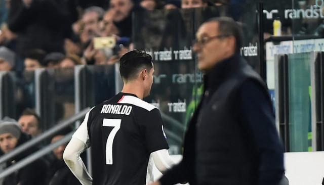 Juventus, Ronaldo için kararını verdi! Ceza yok