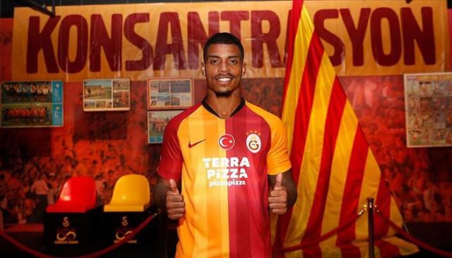 Galatasaray'da Mario Lemina da sakatlar arasına katıldı