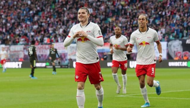 Leipzig 8 - 0 Mainz