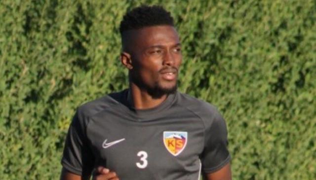 Bernard Mensah Sivasspor maçında forma giyecek