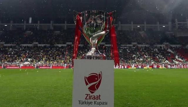 İşte Türkiye Kupası'nda program