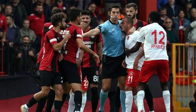Fatih Karagümrük 2 - 3 Cesar Grup Ümraniyespor