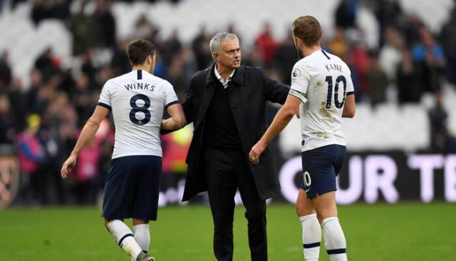 West Ham United 2 - 3 Tottenham (Mourinho galibiyetle başladı)