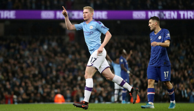 Manchester City 2 - 1 Chelsea