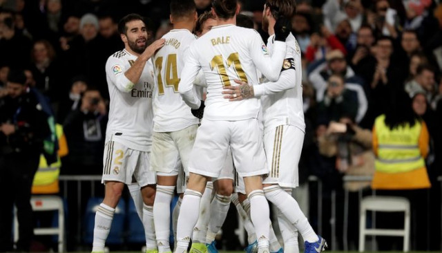 Real Madrid: 3 - Real Sociedad: 1 (Maç sonucu)