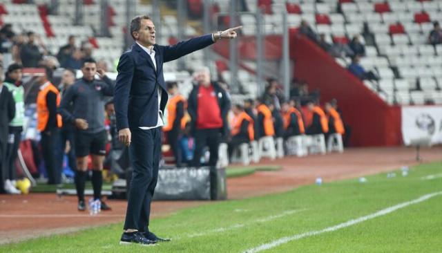 'Antalya'yı yukarı taşıyacağız'