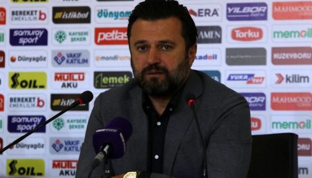 Bülent Uygun'dan Beşiktaş maçı sözleri