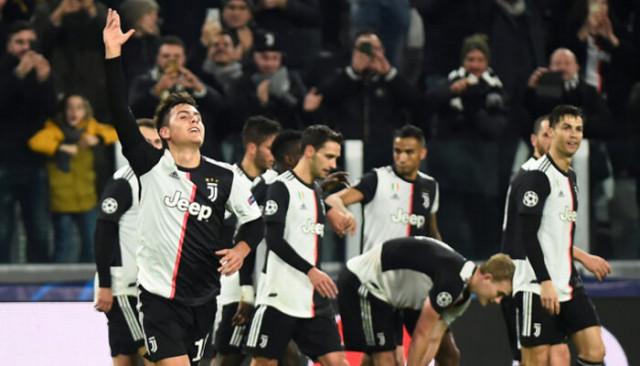 Juventus 1-0 Atletico Madrid (UEFA Şampiyonlar Ligi)