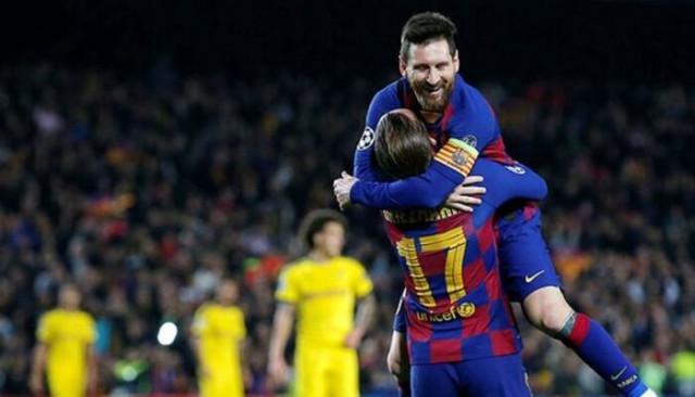 Barcelona 3 -1 Dortmund (Maç sonucu)