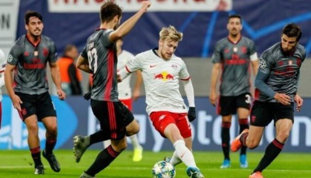 Leipzig 2-2 Benfica (Maç sonucu)