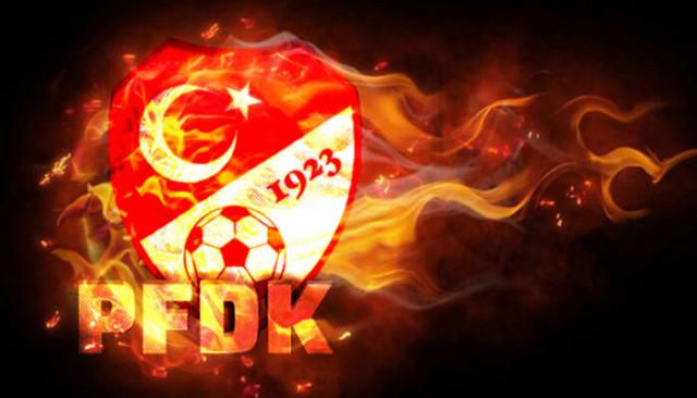 PFDK, Süper Lig'den 4 kulübe para cezası verdi