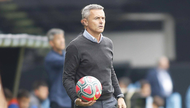 Celta Vigo'da teknik direktör Escriba'nın görevine son verildi