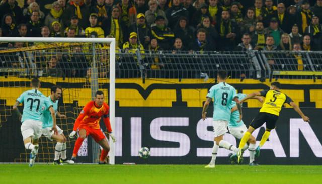 Borussia Dortmund 3-2 Inter (UEFA Şampiyonlar Ligi)