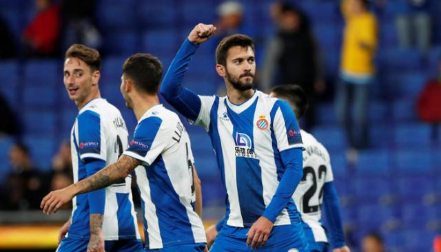 Espanyol 6 - 0 Ludogorets Razgrad (UEFA Avrupa Ligi)