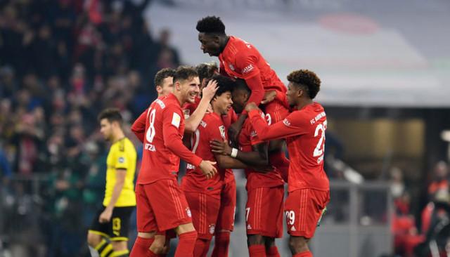 Dev maçta Bayern farka koştu!