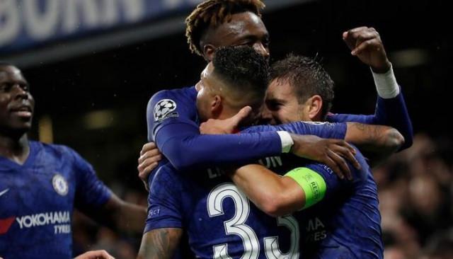 Chelsea 2-1Lille UEFA Şampiyonlar Ligi (Maç sonucu)